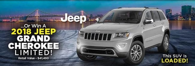 2018 Jeep Grand Cherokee Limited Bergen County NJ