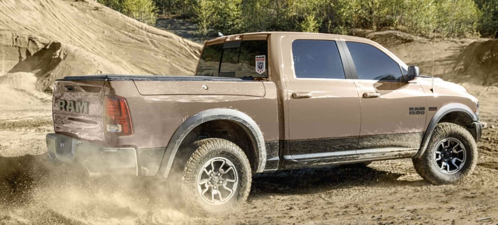 2017 Ram 1500 Rebel Mojave Sand NJ