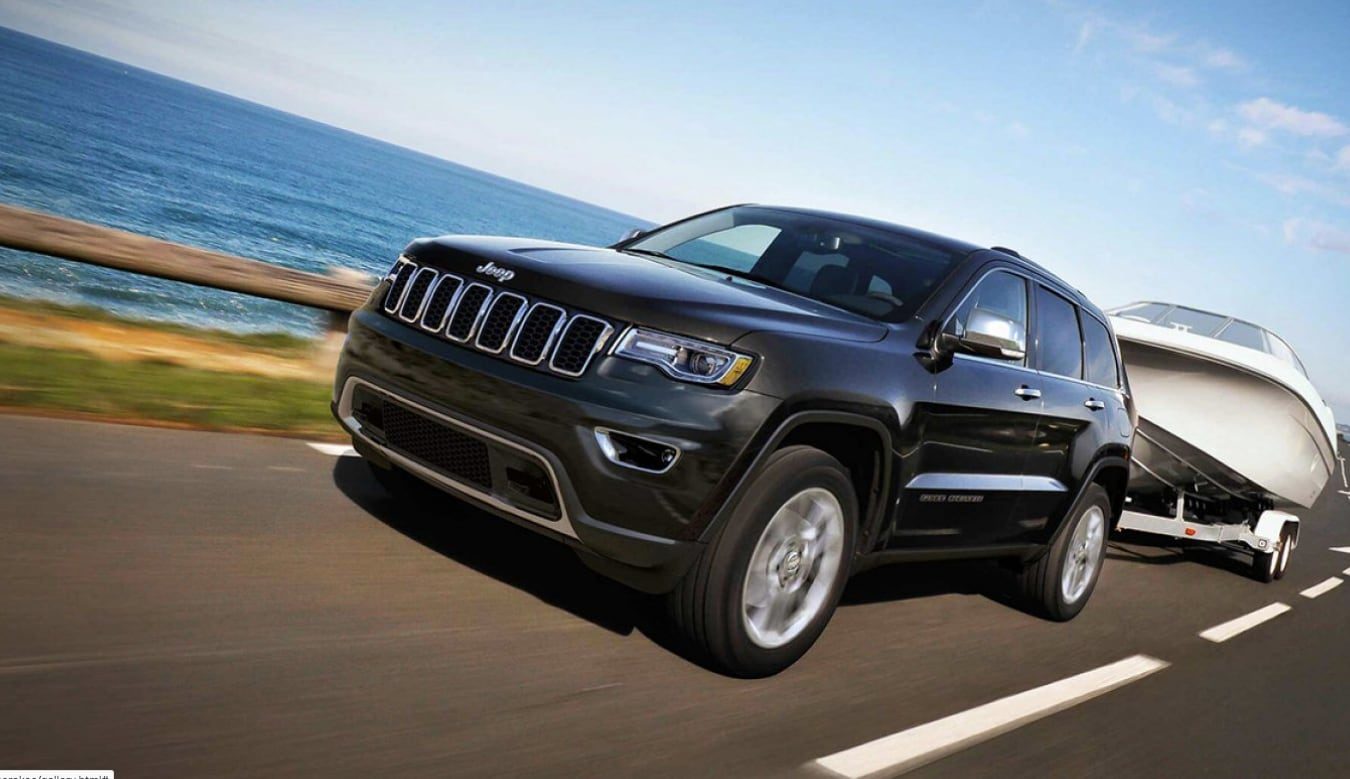 2020 Jeep Grand Cherokee Towing Capacity