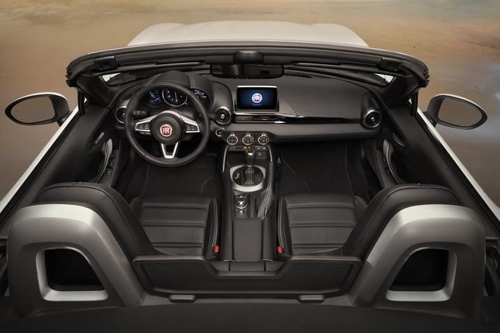 2018 Fiat 124 Spider NYC