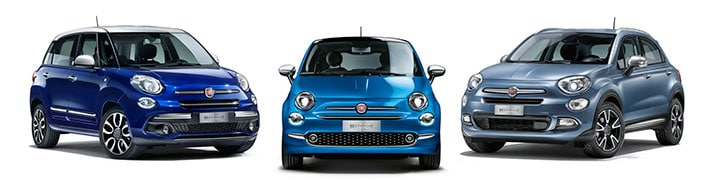 Fiat 500 Mirror Special Edition NYC
