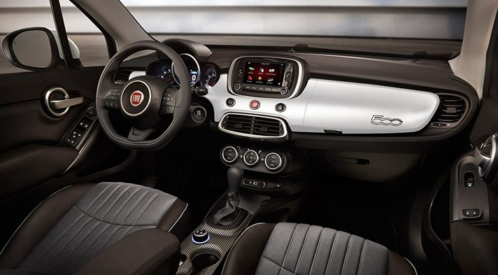 An In-Depth Look at the New 2018 FIAT 500X Uconnect Radio on fiat roof rack, fiat ram, fiat navigation system, fiat calendar,
