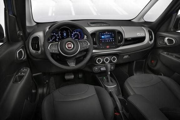 2019 FIAT 500L NYC