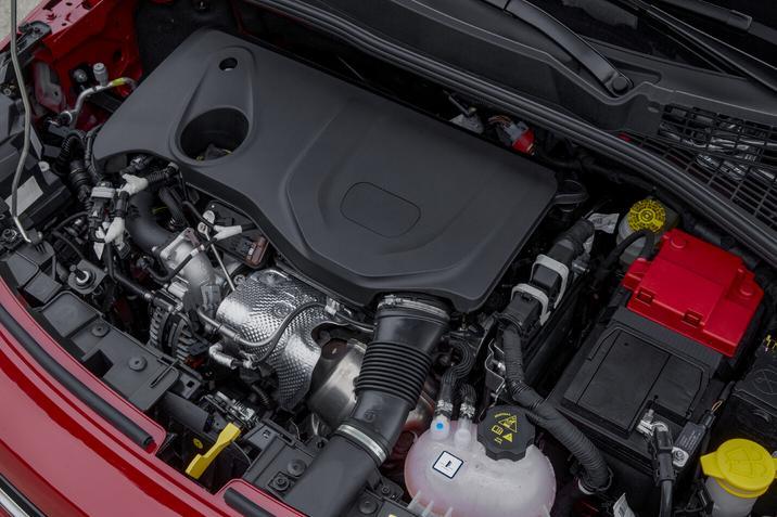 2019 Fiat 500X Engine