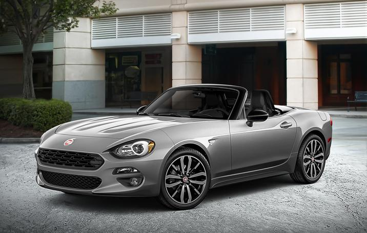 2019 Fiat 124 Spider Urbana Edition NJ