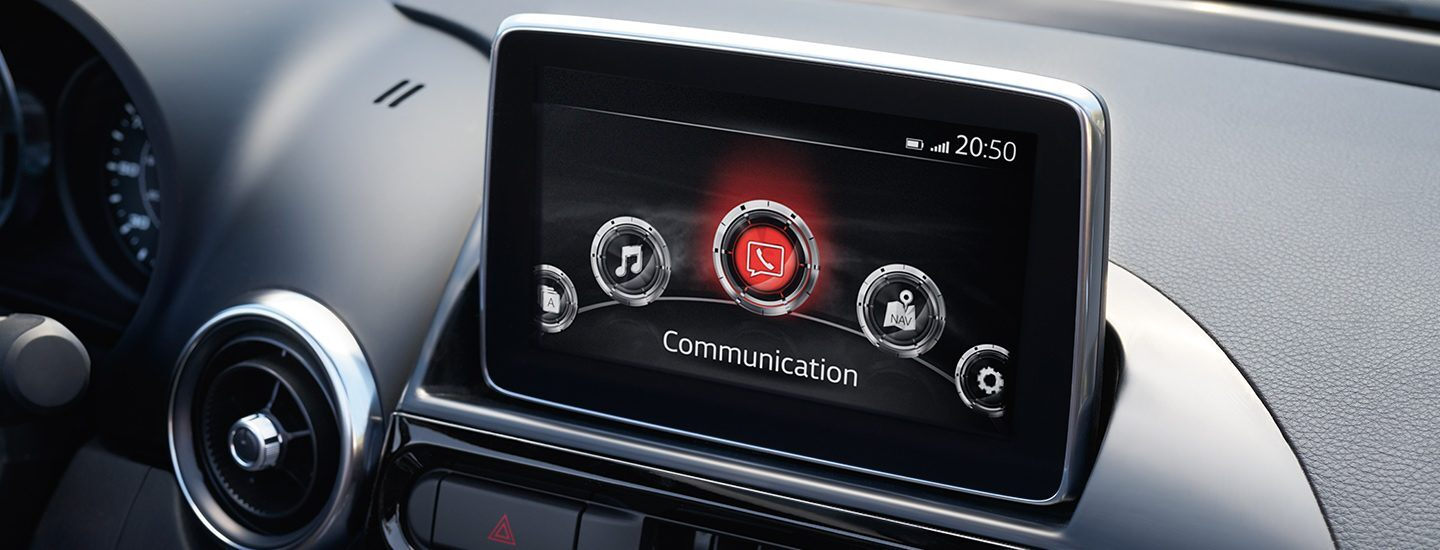 FIAT Connect 7.0 System