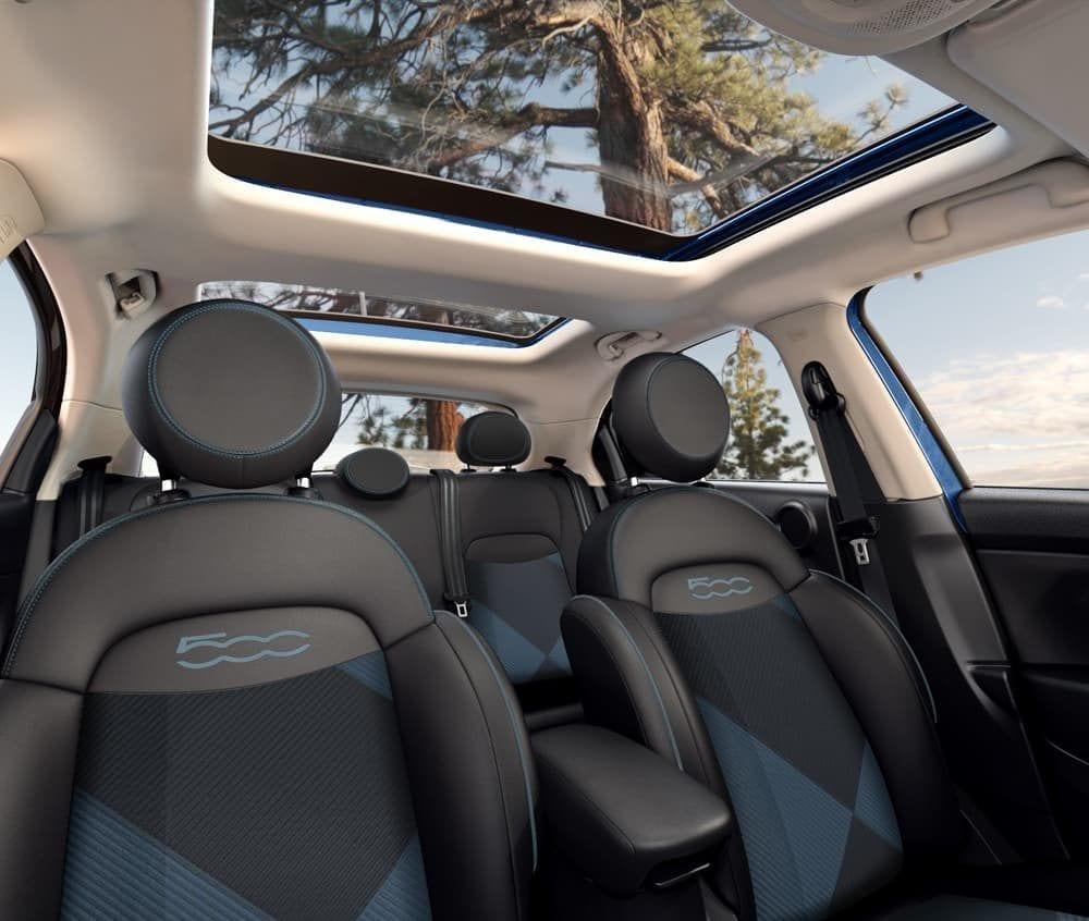 2018 Fiat 500X Blue Sky NYC