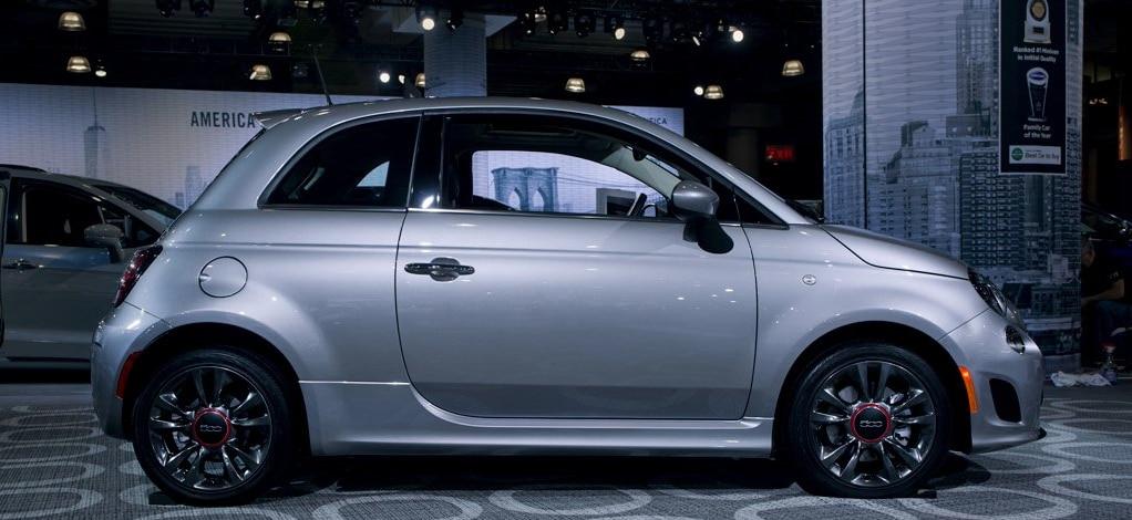 2018 Fiat 500 Urbana Edition NYC