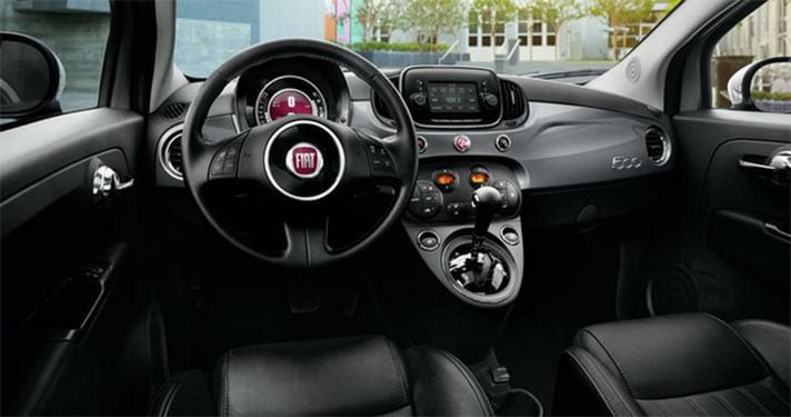 2018 Fiat 500c NJ