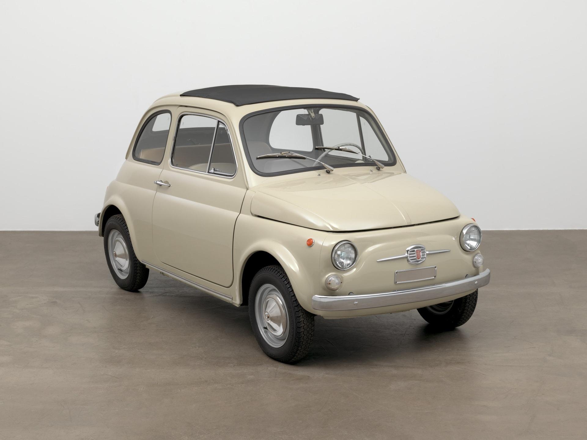 Fiat 500 Museum of Modern Art