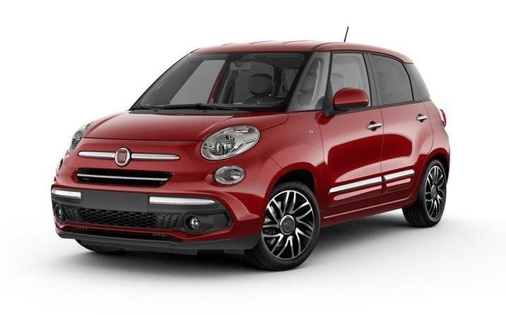 2018 Fiat 500L Chrome Appearance Group NJ