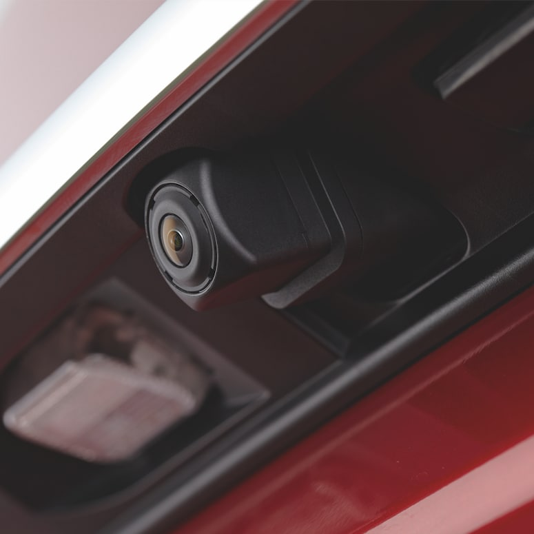 Mazda 360 Camera
