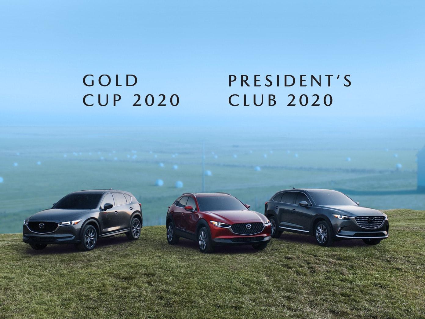 Mazda Gold Cup Presidents Club 2020