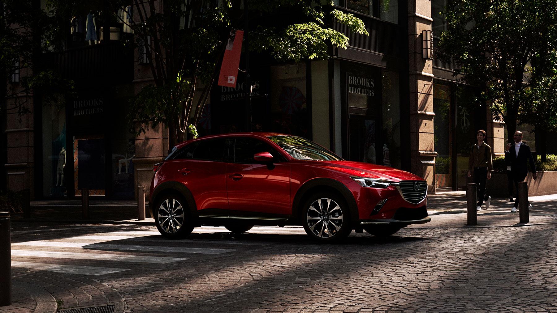 2019 Mazda CX-3 Awards