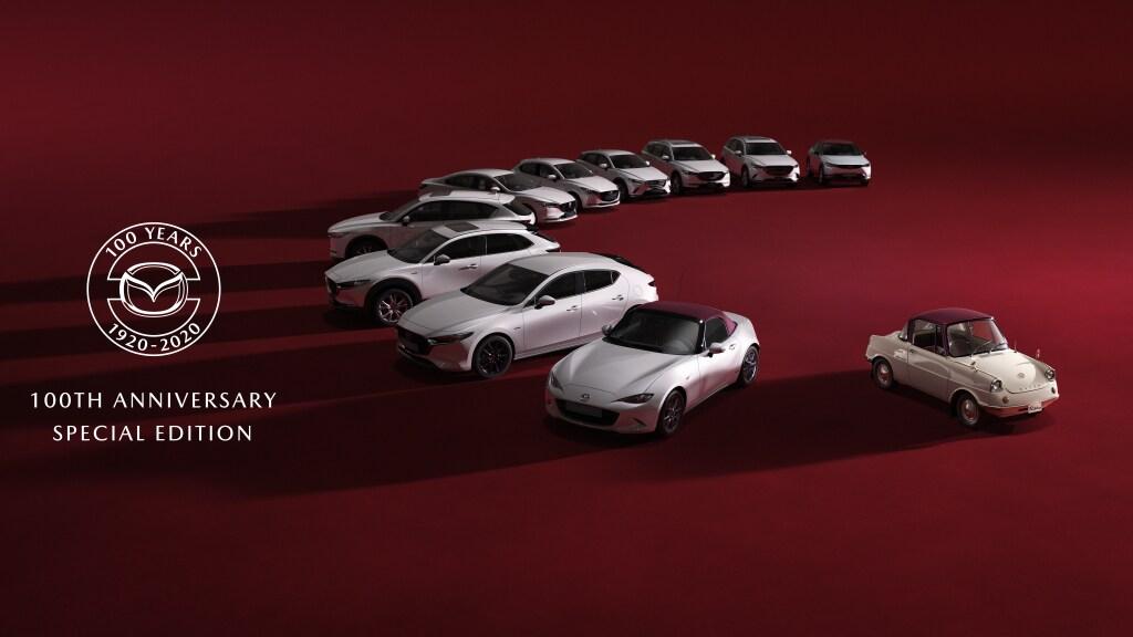 Mazda 100th Anniversary Special Edition NJ