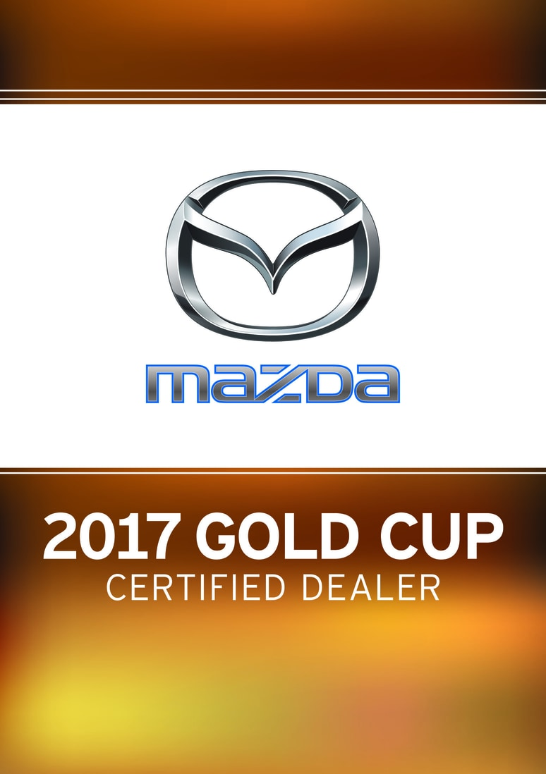 2017 Mazda Gold Cup Certified Dealer NJ