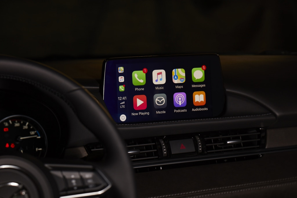 Mazda Apple CarPlay Upgrade