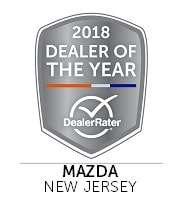 2018 Mazda Dealer of the Year NJ