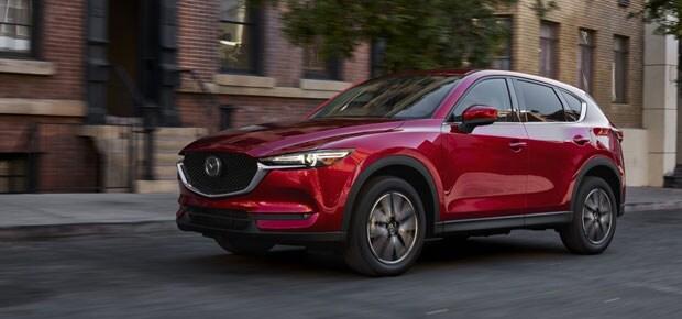 2017 Mazda CX-5 NJ