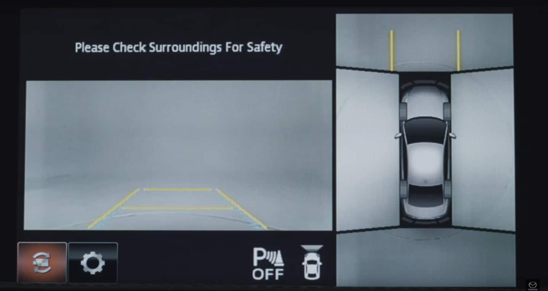 Mazda 360 View Monitor