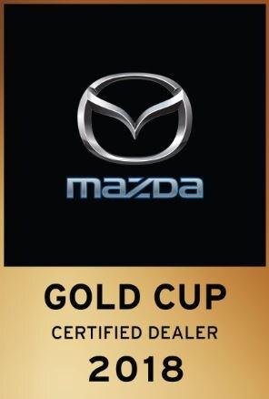 2018 Mazda Gold Cup Certified Dealer NJ