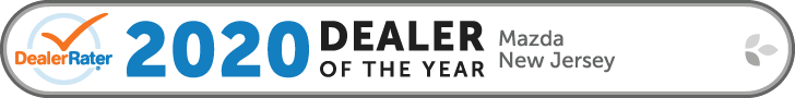 2020 Dealer of the Year Mazda New Jersey DealerRater
