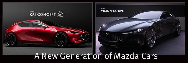 How The Mazda Kai Concept Vision Coupe Preview The Future