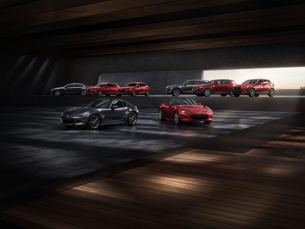 2019 Mazda Models NJ