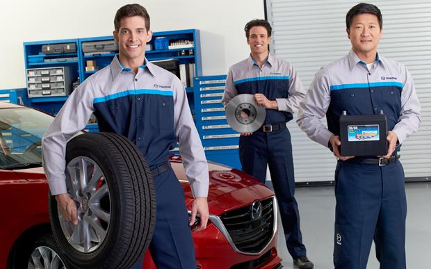 Mazda Spring Service Tips NJ