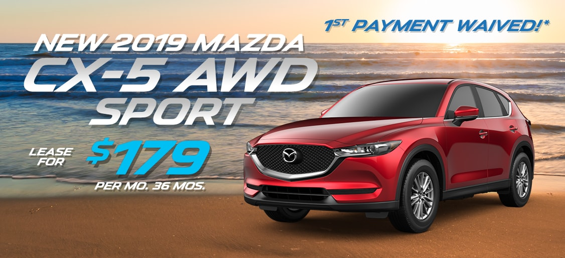 Mazda Lease Deals >> 2019 Mazda Cx 5 Suv Lease Deals Ramsey Nj