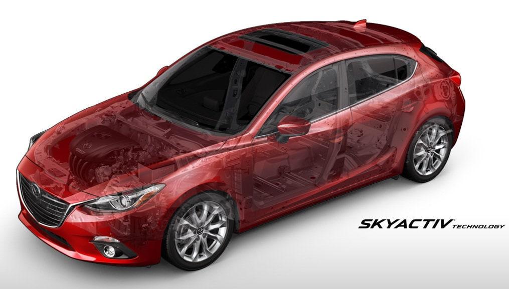 Mazda deals nj