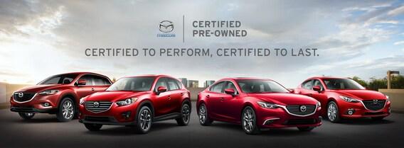 Mazda Certified Pre Owned >> Mazda Certified Pre Owned Program Ramsey Mazda