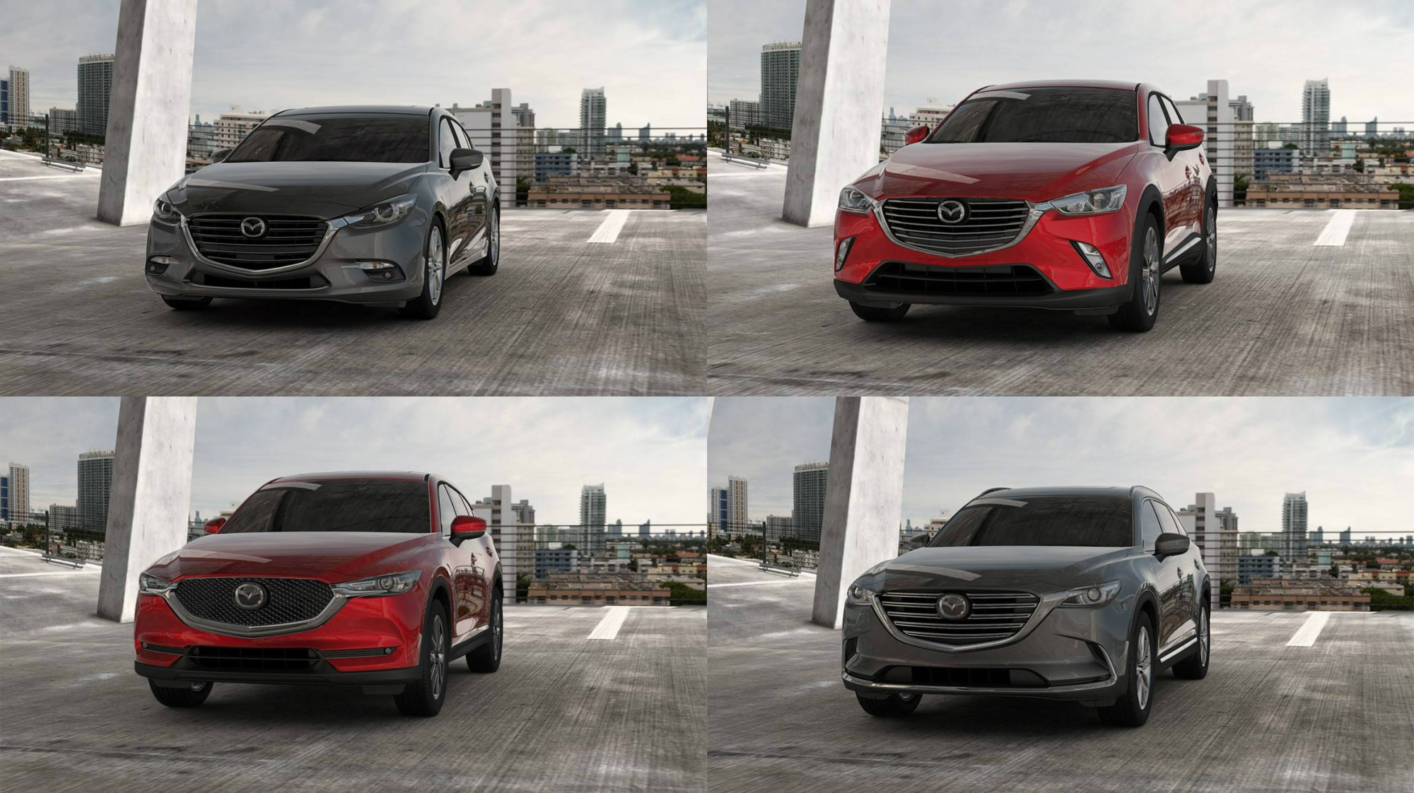 2018 Mazda Top Safety Pick