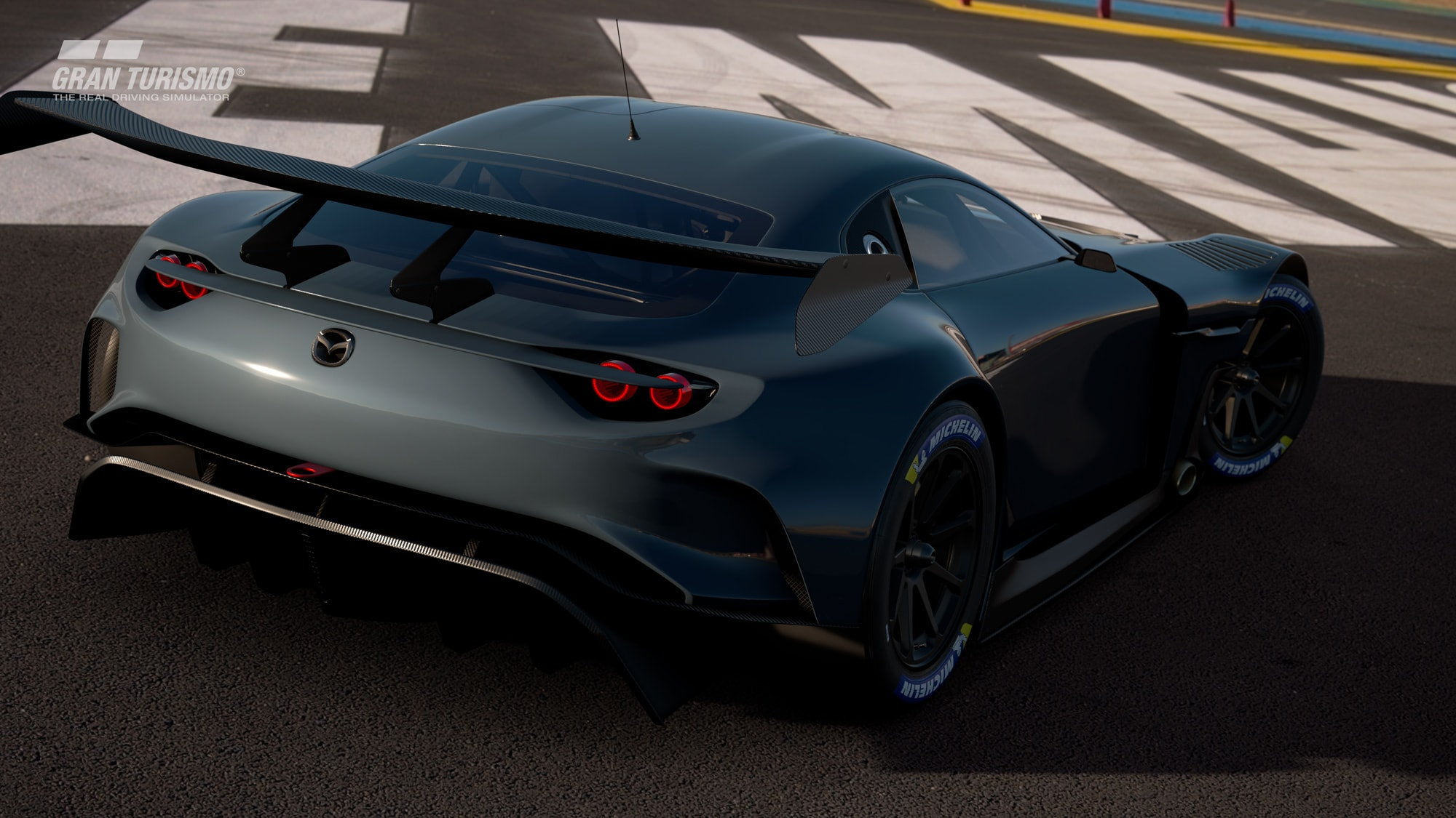 Mazda RX-Vision GT3 Concept Design