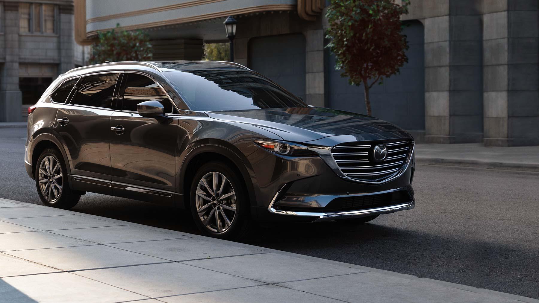2019 Mazda CX-9 Awards