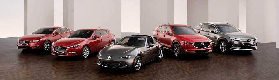 Mazda Cars and SUVs North Jersey