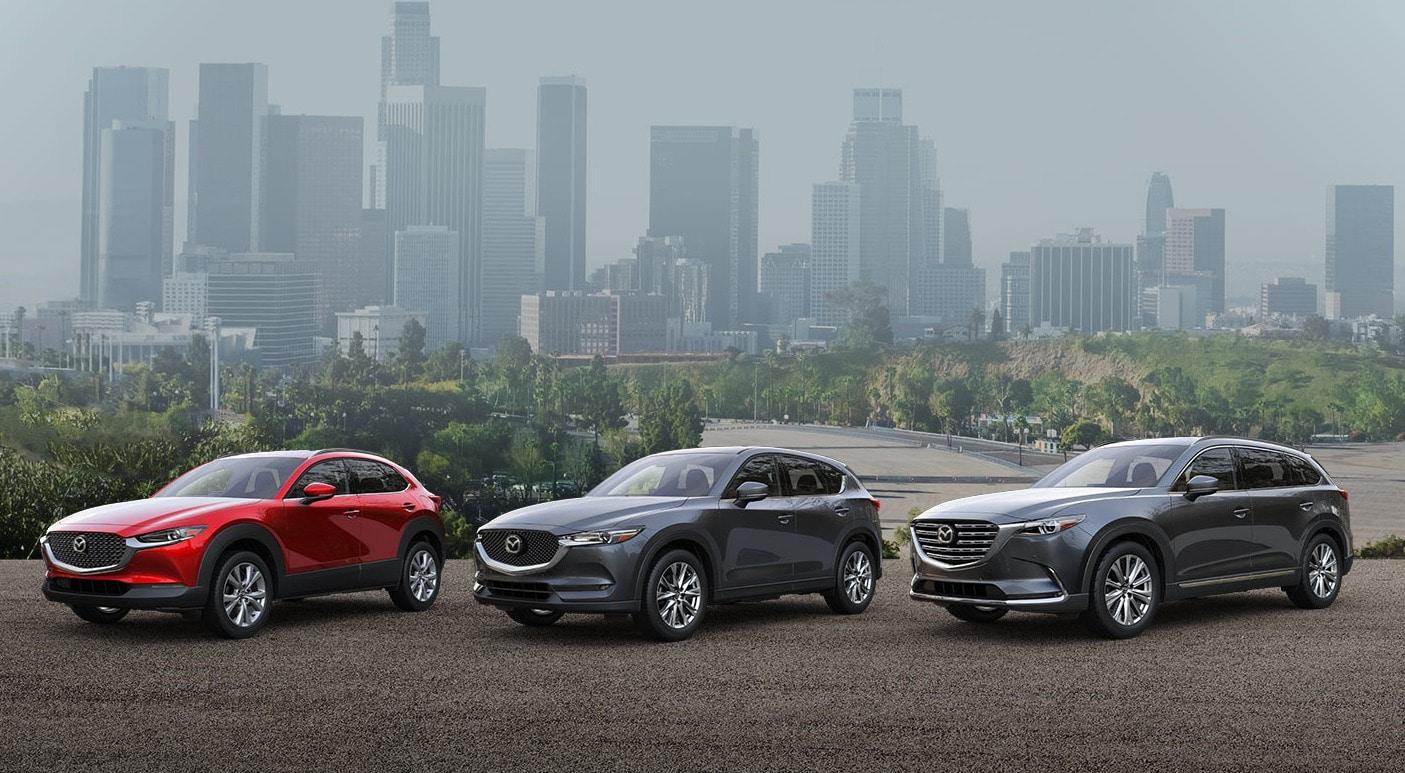 2021 Mazda Model Awards