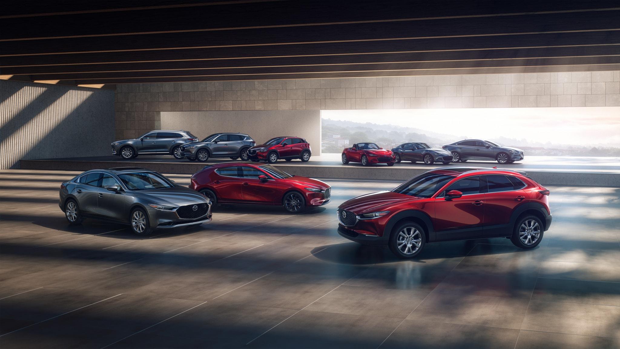 2020 Mazda Awards