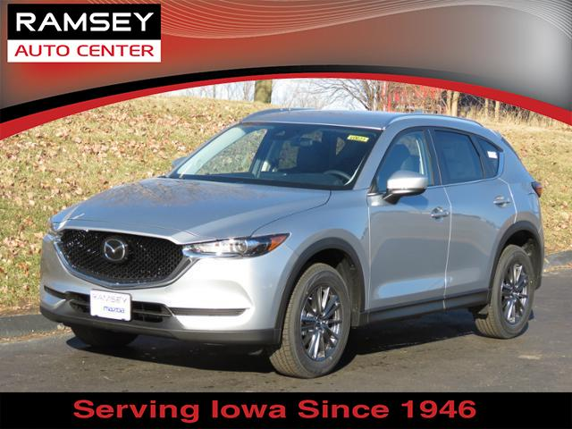 New 2019 Mazda Mazda Cx 5 Touring For Sale In Urbandale Ia Vin