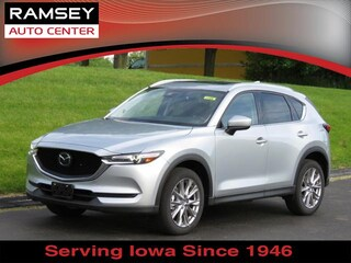 New 2019 Mazda Mazda CX-5 Grand Touring SUV JM3KFBDM2K0520386 in Urbandale IA