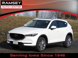 New 2019 Mazda Mazda CX-5 Grand Touring SUV JM3KFADM1K1522313 in Urbandale IA