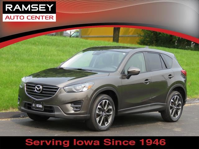 Mazda Cx 5 Awd >> Certified 2016 Mazda Cx 5 Awd Auto Grand Touring For Sale In Urbandale Ia Vin Jm3ke4dy4g0729525