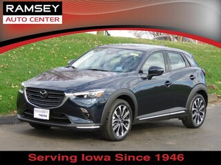 New 2019 Mazda Mazda CX-3 Grand Touring SUV JM1DKFD71K0436140 in Urbandale IA