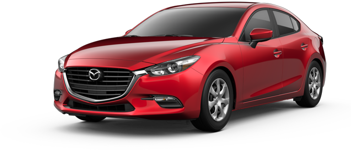 New 2018  Mazda3 Sedan at Steet Ponte Mazda