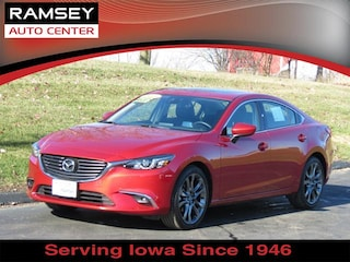Certified 2016 Mazda Mazda6 Auto i Grand Touring Sedan in Urbandale