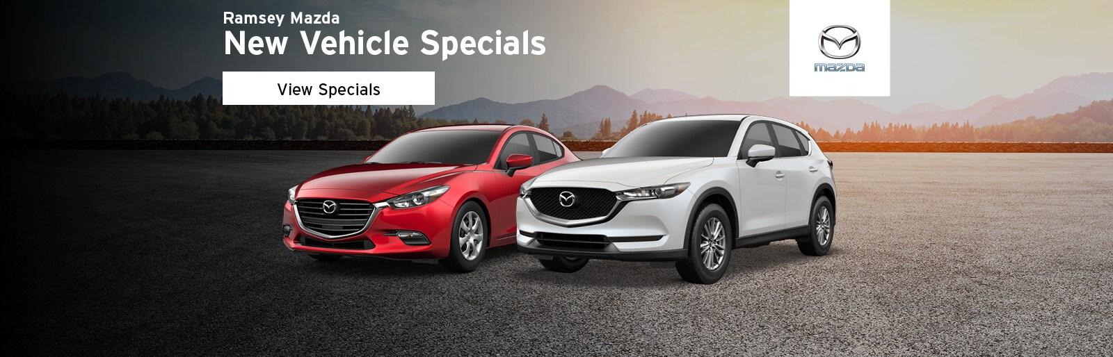 Ramsey Mazda | Urbandale, IA | New & Used Mazda Dealership