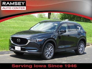 New 2019 Mazda Mazda CX-5 Grand Touring SUV JM3KFBDM5K0612902 in Urbandale IA