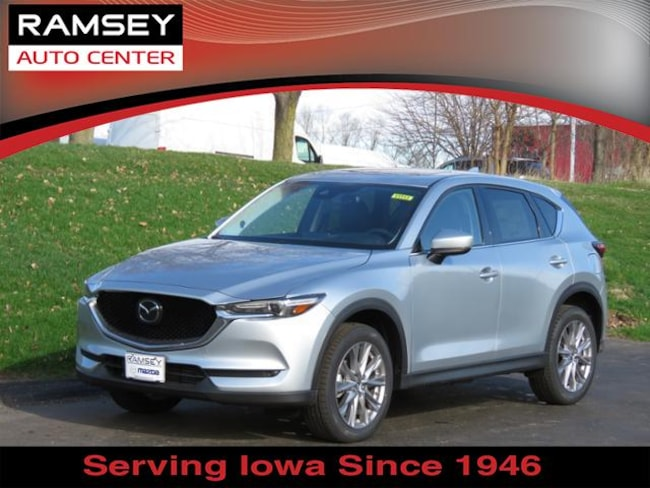 New 2019 Mazda Mazda CX-5 Grand Touring Reserve SUV in Urbandale, IA