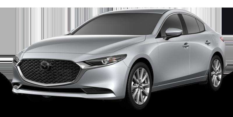 New 2019  Mazda3 Sedan at Ramsey Mazda