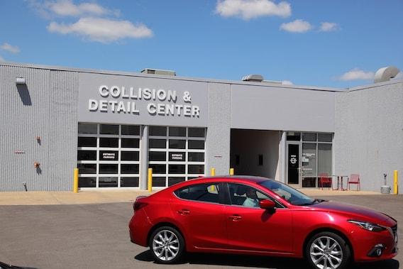 Auto Body Shop Collision Repair Center Urbandale Ia Des